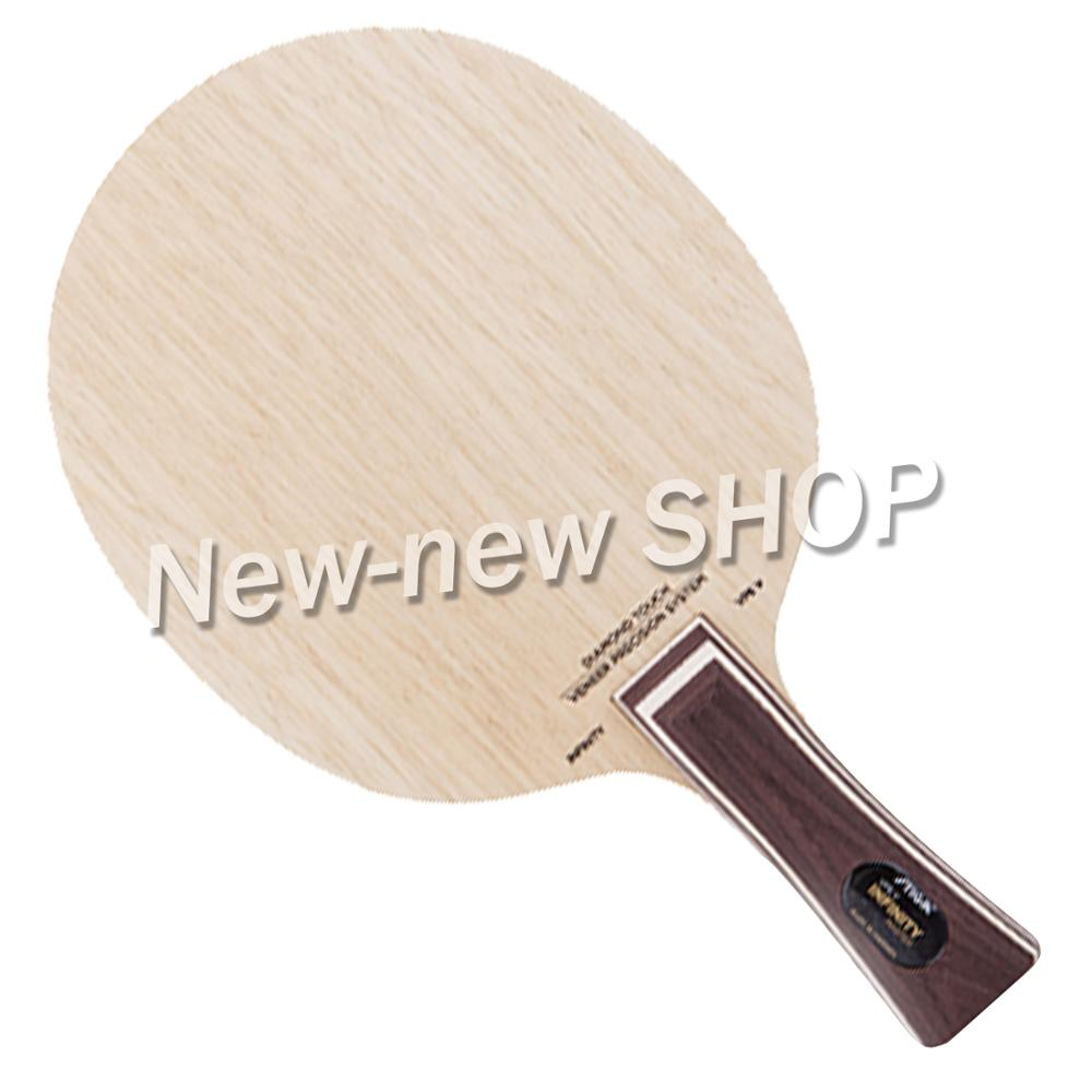 STIGA INFINITY VPS V table tennis blade stiga rackets racquet sports stiga table tennis racket Fan Zhen dong same style