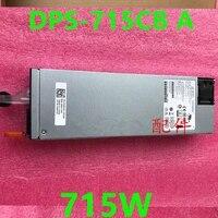 new original psu for dell n3000 n3046p n3048p 715w power supply dps 715cb a