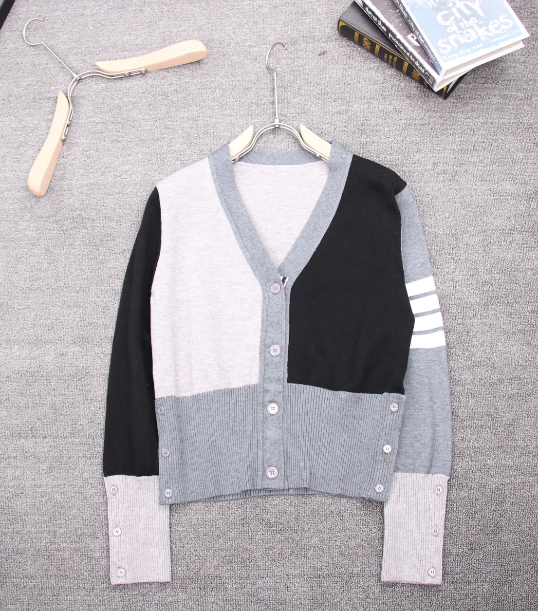 2021 New Spring Autumn Women Cardigans Sweater Fashion Slim Ladies Knitted Sweater Female Casual V-neck Sweaters Pull Femme Tops enlarge