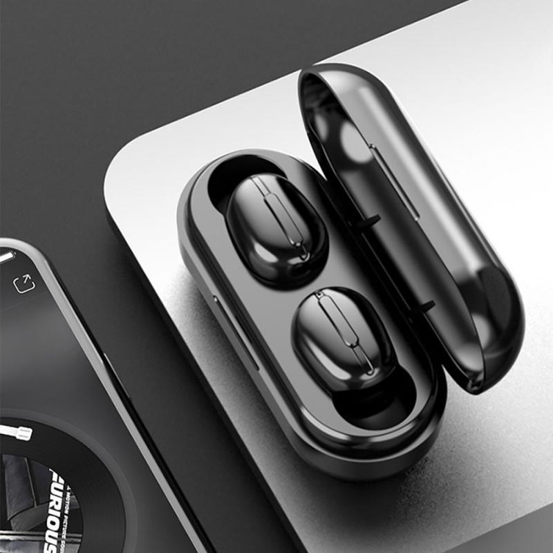L13 наушники-вкладыши TWS Bluetooth 5,0 Беспроводной HiFi музыкальные наушники Водонепрони