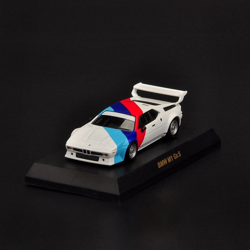 1/64 M Power Z4 Coupe, M1 Gr.5 colección rendimiento carreras juguete fundido 164 modelo coche Supercar GT vehículo marca nuevo regalo