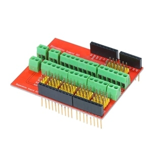 Screw Shield V3 Terminal Expansion Board Compatible with for UNO R3 Interactive Media Moudle for Arduino