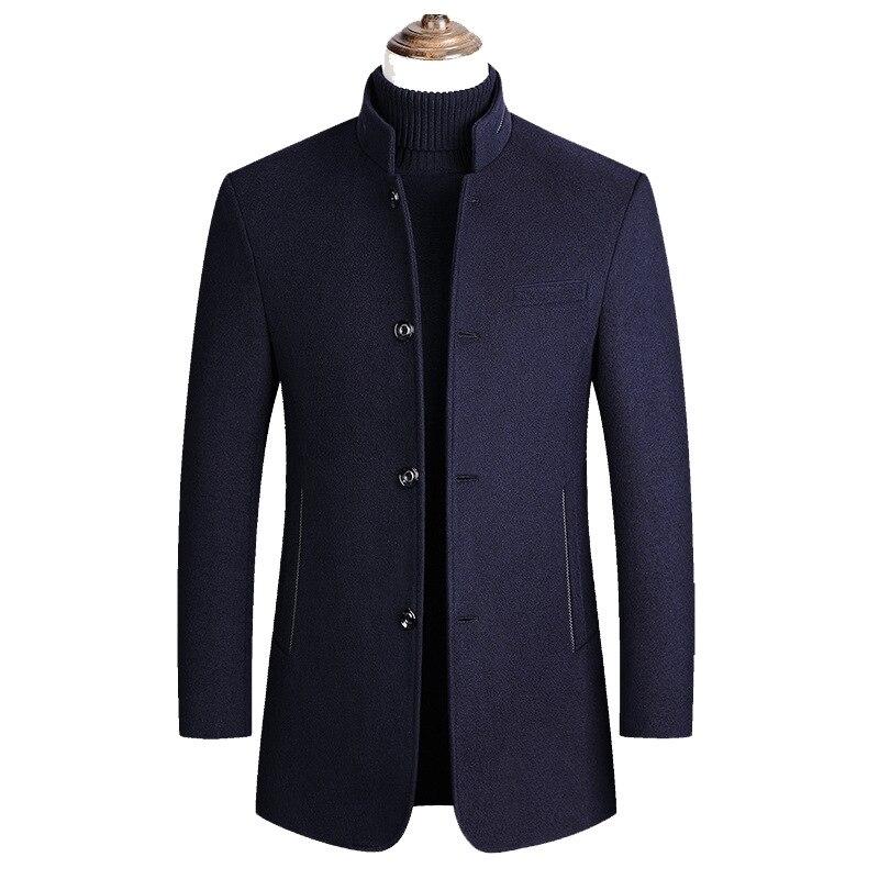 Зимнее мужское шерстяное пальто, Мужское пальто, шерстяное пальто, мужские пальто и куртки, шерстяное пальто, мужское кашемировое пальто