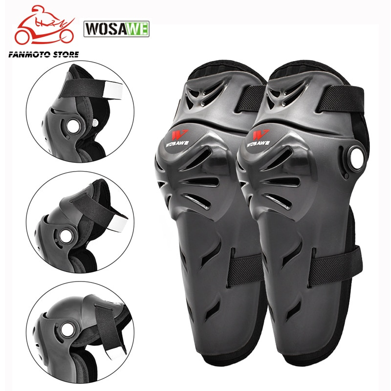 WOSAWE Motorcycle Elbow Pads Protection Moto Guard Racing Motocross Protective Gear MTB Protector Elbowpads