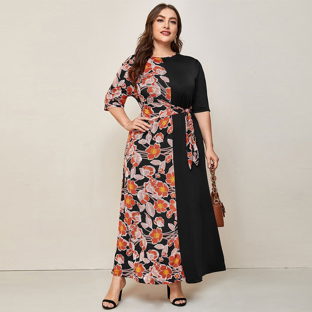 Фото - Женское длинное платье-хиджаб, длинное платье в арабском стиле lemaire длинное платье