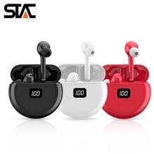 2020 новые наушники Bluetooth Беспроводной наушники с микрофоном спортивные TW13 наушники вкладыши TWS с наушники сенсорный Управление Беспроводной гарнитуры