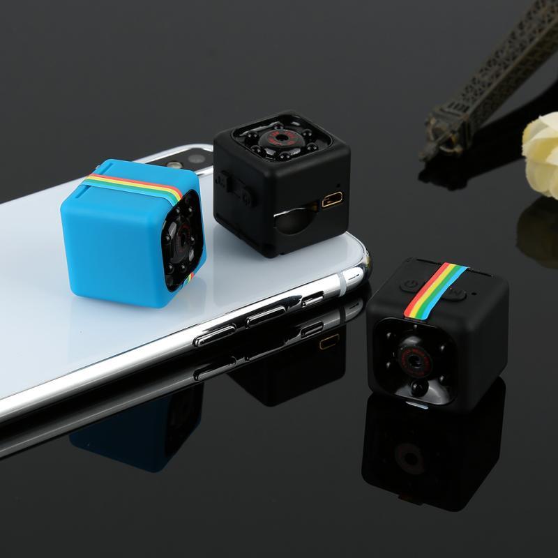 720P Mini Camera SQ11 Micro Video Small DV DVR Pocket Camaras HD Body Cam Micro Support TF Card Sport Video Small Camera Cam
