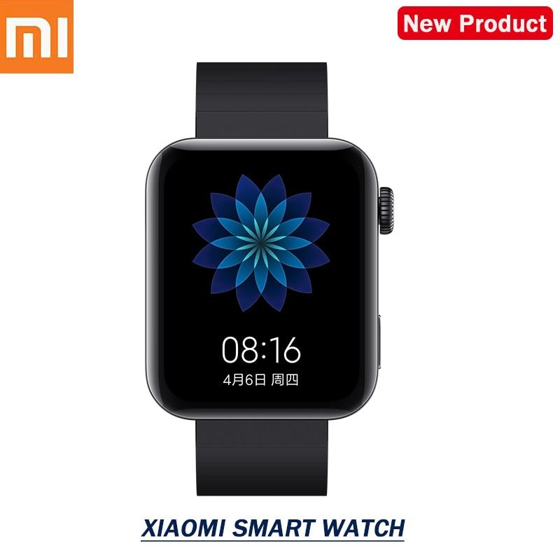 99% ساعة شاومي مي الجديدة MIUI أندرويد ساعة ذكية اللون بلوتوث 4.2 ساعة متعددة الوظائف مع NFC Ture ساعة ذكية ل شاومي