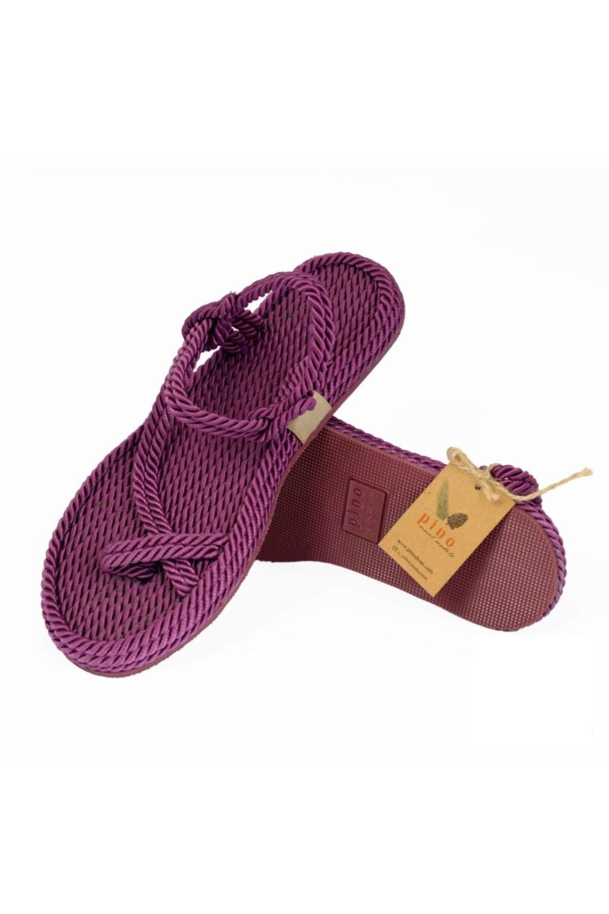 Miteka plum purple scarpe Casual Hera Rope Sandals new fashion uomo donna universal summer prodotto colorato sea sun beach
