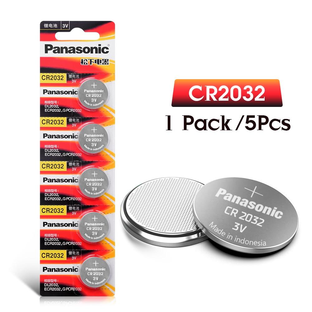 3V Original cr2032 2032 Lithium Button battery CR2032 Coin Cell Batteries DL2032 KCR2032 BR2032 KL20