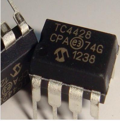 ¡Entrega Gratuita! TC4428 TC4428CPA en ocho pies, doble unidad IC a alta velocidad