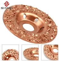 100mm brazed diamond cutting grinding disc suitable for polishing stone tire and rubber
