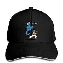 Casquette de Baseball pour hommes   Casquette de Baseball pour femmes, chapeau du génie de la lampe, casquette de Baseball pour hommes et femmes