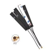 GSM 3G 4G LTE antenne interne PCB pâte à gain élevé 8dbi IPEX U. FL SIM7000 SIM7100 SIM7600 EC25 EP06 EC21 MC7455 MC7304 MC7430