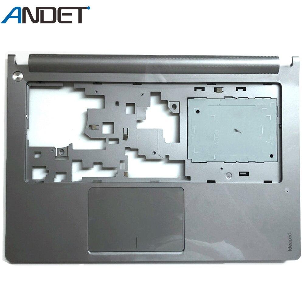 Nuevo Original para Lenovo IdeaPad S300 S310 cubierta de palmreposacabezas teclado bisel funda superior de plata