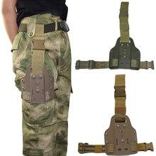 Tactical Drop Leg Holster Platform Adapter Paddle Voor Glock 17 19 Beretta M9 1911 Usp Pistool Holster Case Jacht Accessoires