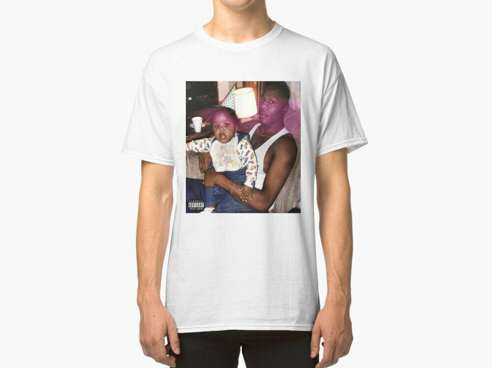 Camiseta Unisex de Dababy Kirk, camiseta para bebé, rapero, música, álbum