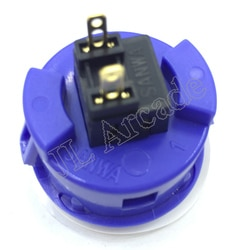 1 pçs original sanwa rocker sanwa 30mm botão arcada botão interruptor de botão OBSF-30 original sanwa botão