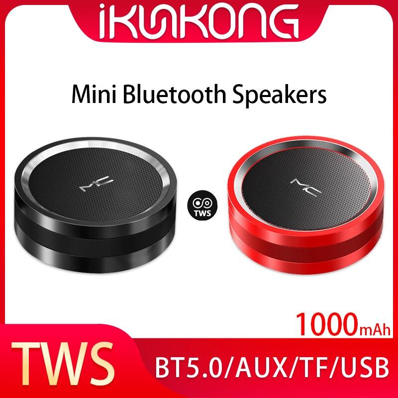 Minialtavoz Portátil con Bluetooth reproductor De música radio bajo Subwoofer Hifi altavoces...
