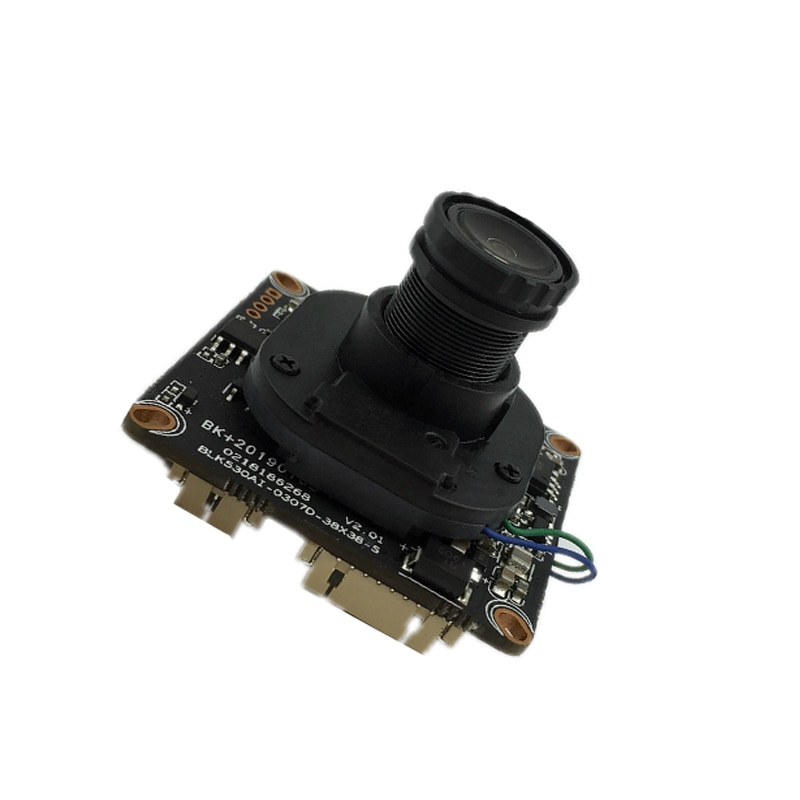1080P Hi3516E+SONY IMX307 IP Camera Module Board With IR Cut+ M12 Lens+Cable H.265 2MP Onvif P2P CMS CCTV IP Camera Module
