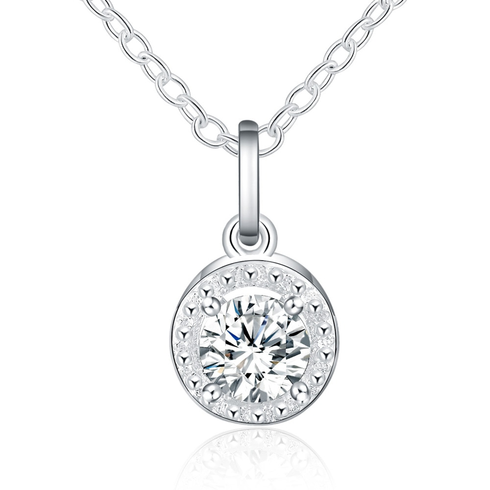 925-Серебряное-ожерелье-для-женщин-ювелирные-изделия-18-дюймов-красивый-циркон-с-алмазными-подвесками-Замшевые-женские-ботинки-Модные-рожде