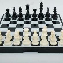 Presente de xadrez internacional matar tempo cérebro atividade jogo de tabuleiro jovens adultos brinquedo caixa magnética entretenimento puzzle