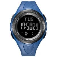 multifunctional electronic watch men digital wristwatches neutral chronograph luminous calendar watch relogio masculino clock
