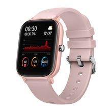 P8 스마트 워치 스포츠 Ip67 방수 시계 시계 및 기타 스포츠 모드 디스플레이 Smartwatch 스마트리스트 밴드