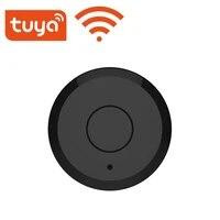 Telecommande universelle pour maison connectee Tuya  wi-fi  IR  Hub  pour climatiseur  compatible avec Alexa et Google Home