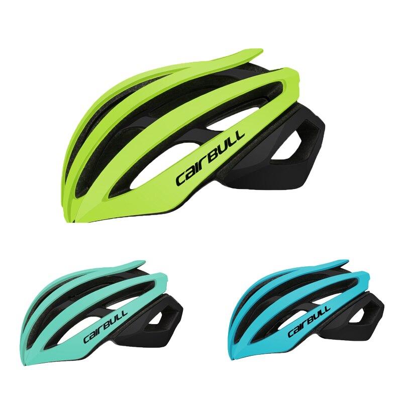 Cascos de ciclismo al aire libre ajustables para hombre y mujer, casco de seguridad para bicicleta de montaña, Casco de bicicleta de carretera moldeada Intergrally