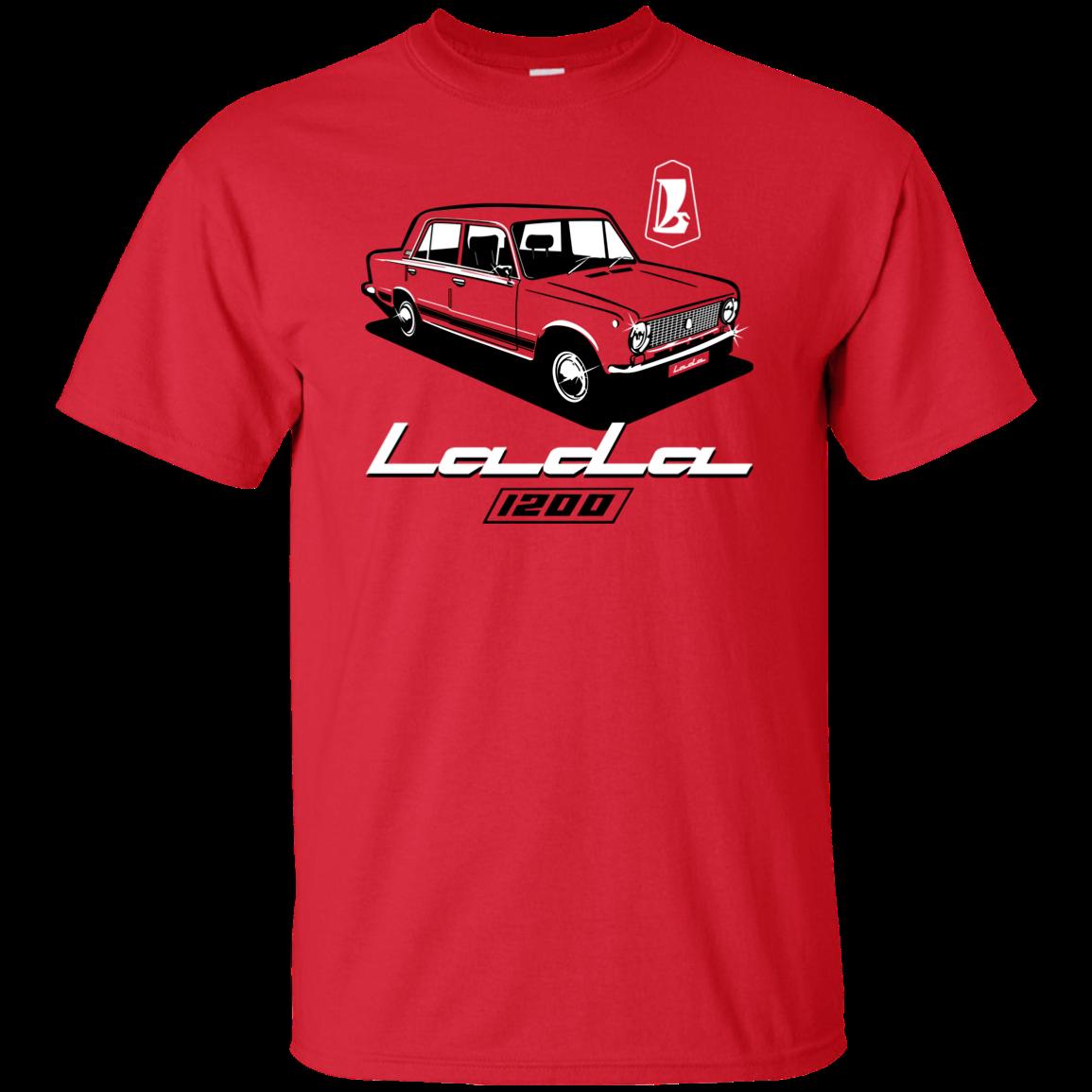 Lada, 1200, Soviet Union, Car, CCCP, Kopeyka, USSR, VAZ-2101, T-shirt