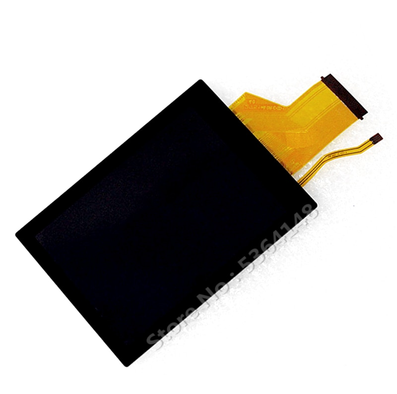 Nueva pantalla LCD para SONY DSC-HX90 HX90 HX90V pieza de reparación para cámara digital con retroiluminación + cristal