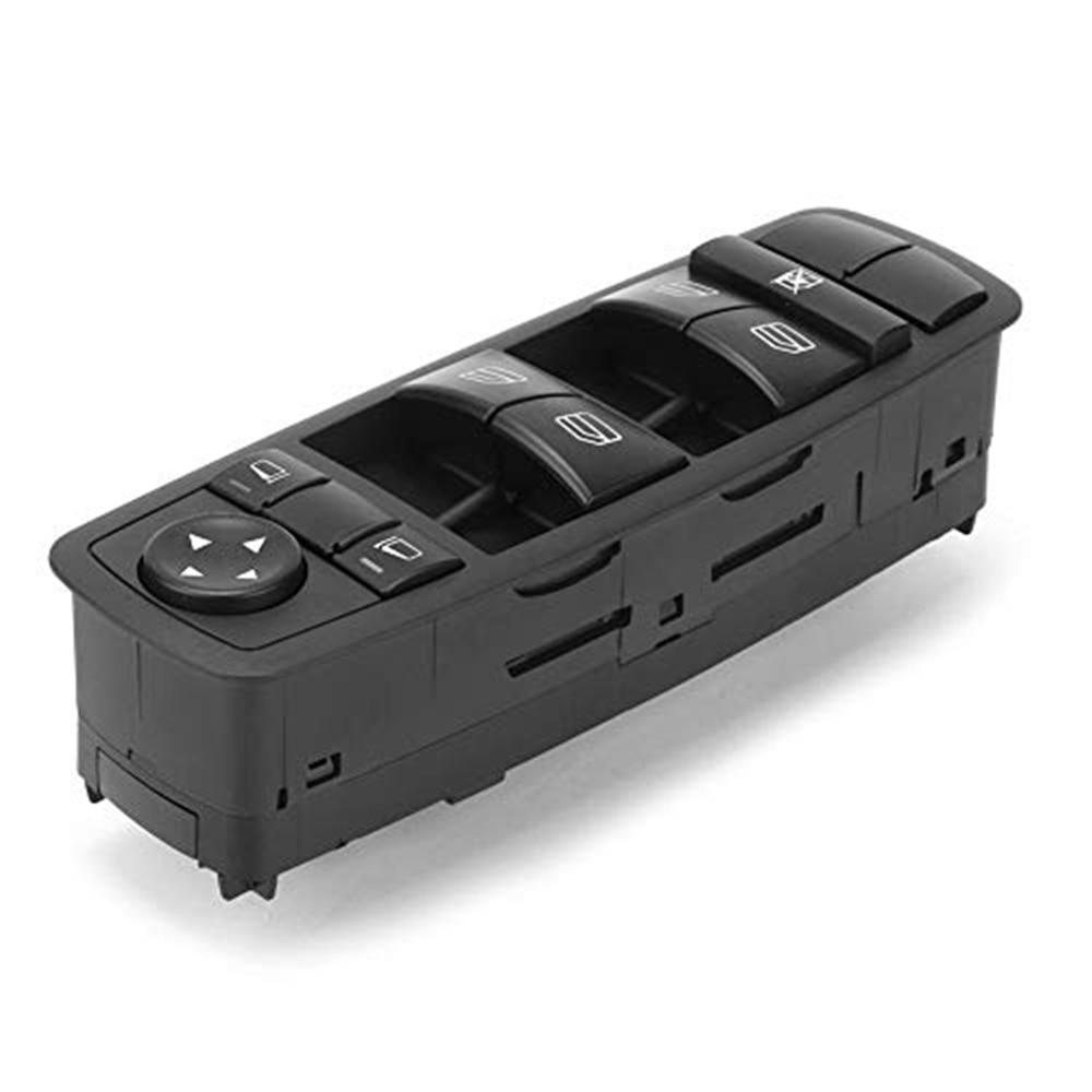 Interruptor de ventanilla eléctrica principal A2518300090 para Mercedes ML 450 híbrido 4MATIC 10-11