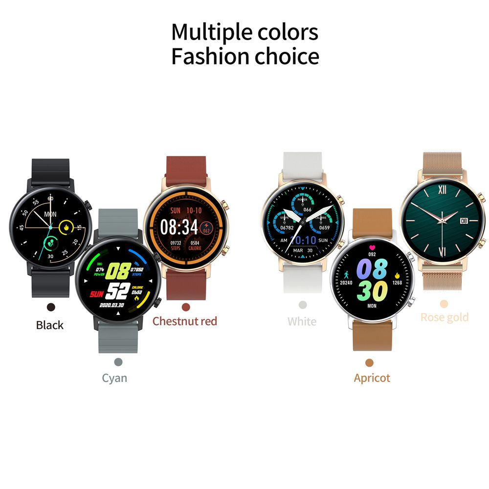 SENBONO 2020 Smartwatch Men New MT17 Sport Music Smart Watch Support Blood Pressure Heart Rate Monitoring for IOS Android Phone