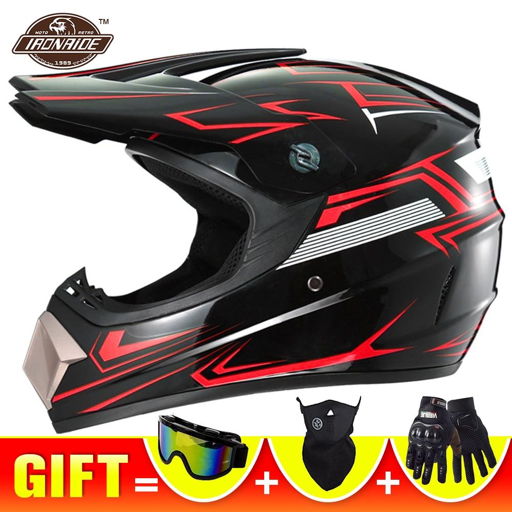 Мотоциклетный шлем, профессиональный шлем для езды по бездорожью