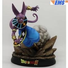 Anime Dragon Ball Z Beerus Statue Birusu GK Resin Full-Length Portrait Action Figure Collectible Model Toy Q1051