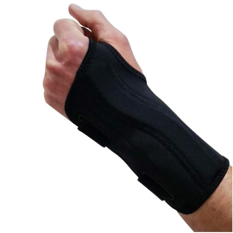 1PC Wrist Brace Support Sport WristBand Removeable Splint Hand Thumb Bandage For Hand Injury Recovery Carpal Tunnel Syndrome
