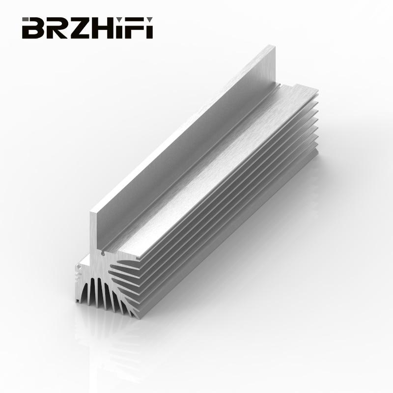 BRZHIFI مخصصة قطع 6061 الألومنيوم الشخصي التدفئة Disspation زخرفة الأثاث المعدات الإلكترونية التبريد OEM