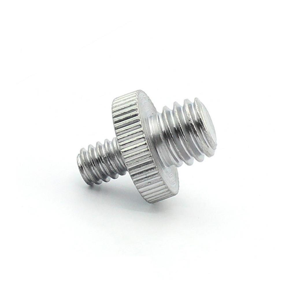 2PCS Dual Head 1/4 inch screw 1/4