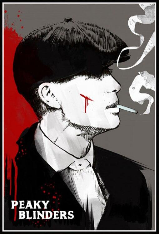 Diy imagens por números com o lado de um homem fumar pintura a óleo por números para adultos decoração da parede pintura a óleo