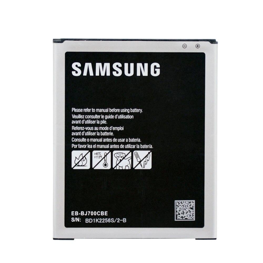 20pcs/lot EB-BJ700CBE High Quality Battery For Samsung Galaxy J7 2015 J700 SM-J700F J700M J700M/DS J700H/T/P J7000 J7008 J7009 enlarge