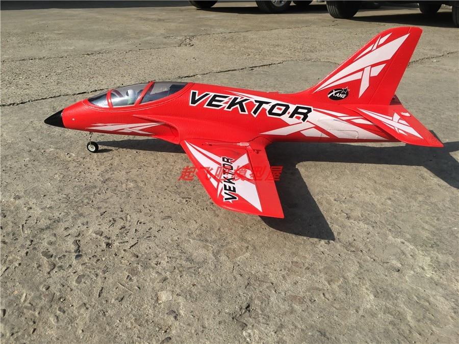 Мини Viper 50 мм игрушечный самолет rc jet hobby EPO KIT