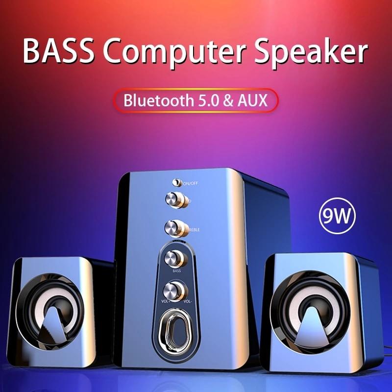 Altavoz Bluetooth Para cine en casa, sistema De cine en casa, ordenador,...