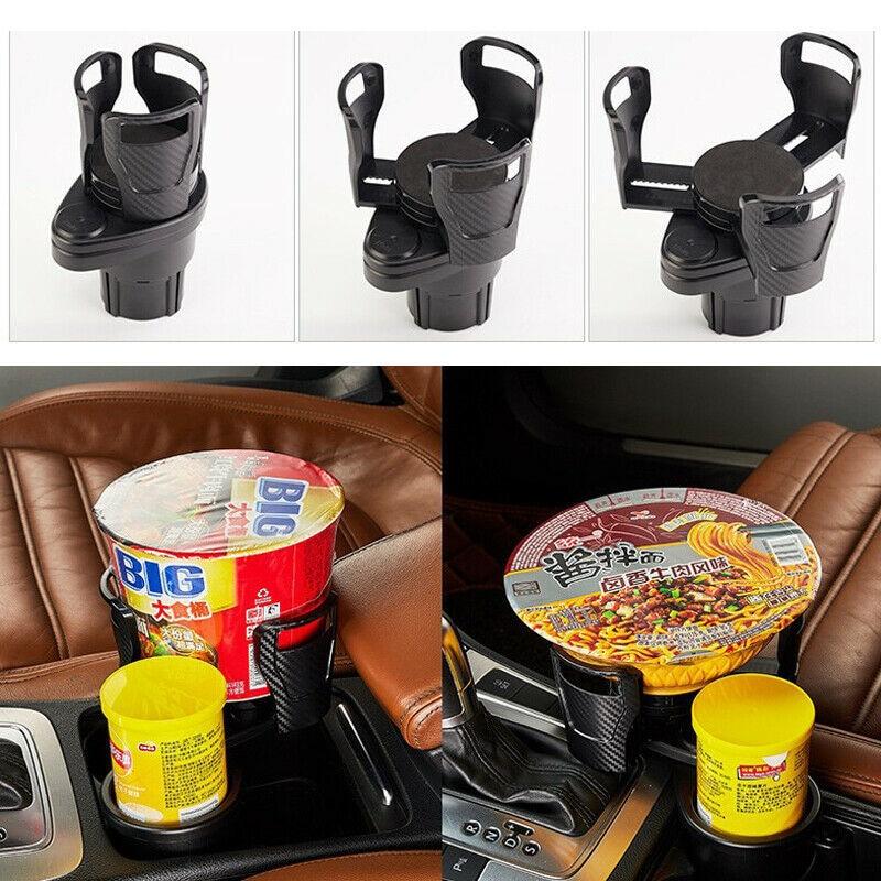1 Uds accesorios de coche de diseño accesorios de coche Interior Universal coche camión beber agua taza botella Soda titular coche Decoración