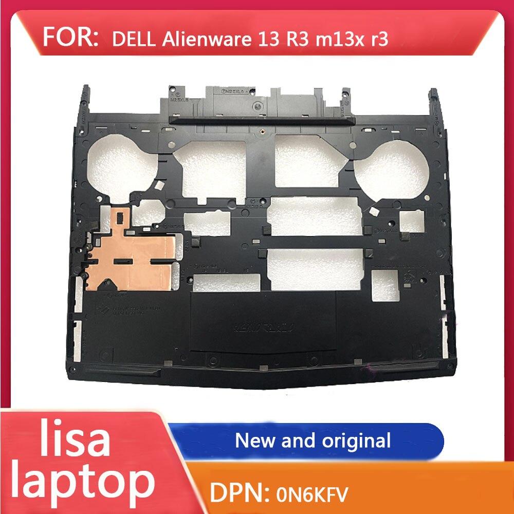 Piezas originales para ordenador portátil Dell Alienware 13, R3, m13x, r3, Carcasa...