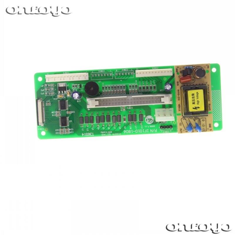 Dahao P/N IF101 شاشة الكريستال السائل بطاقة العاكس لآلات التطريز الصينية قطع غيار كهربائية