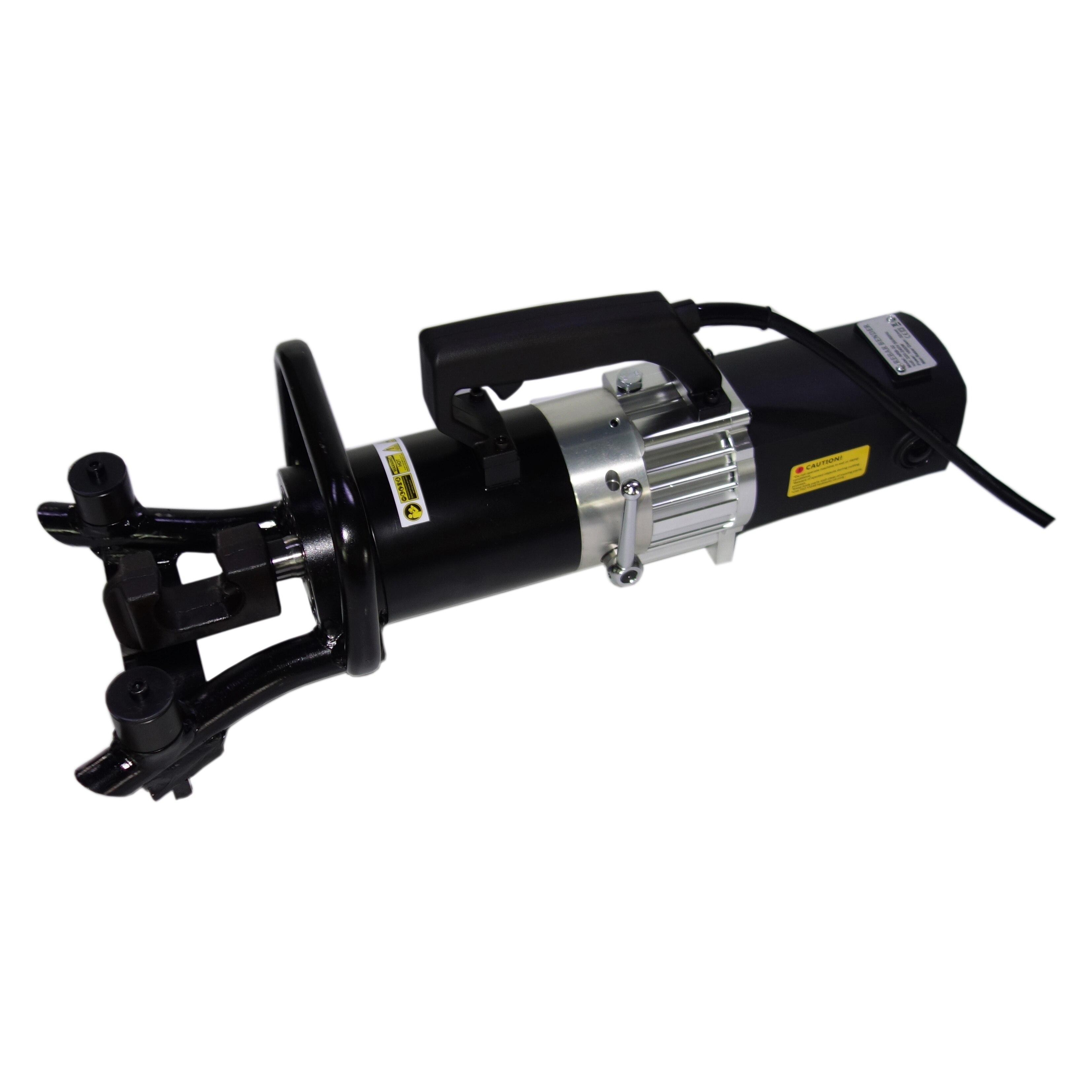 Electric Hydraulic Rebar Bender For Max 32mm NRB-32 Steel Bar Bending Machine Hydraulic
