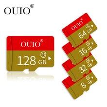 Micro-SD TF Card 8 16 32 64 128 GB Class 10 Flash Memory Card Microsd 8GB 16GB 32GB 64GB 128GB for S