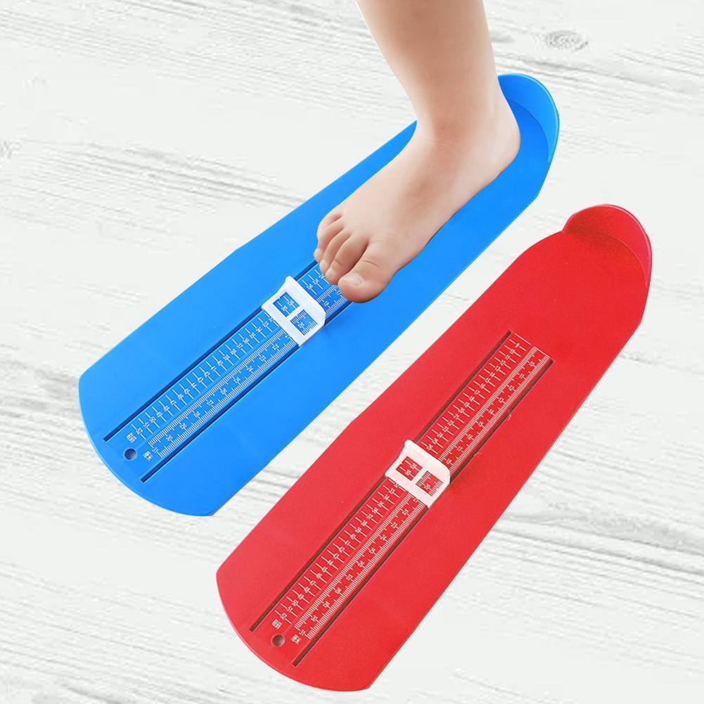 Foot Ruler Kids Foot Length Measuring Device Children Shoes Calculator for Adults Baby Child Infant