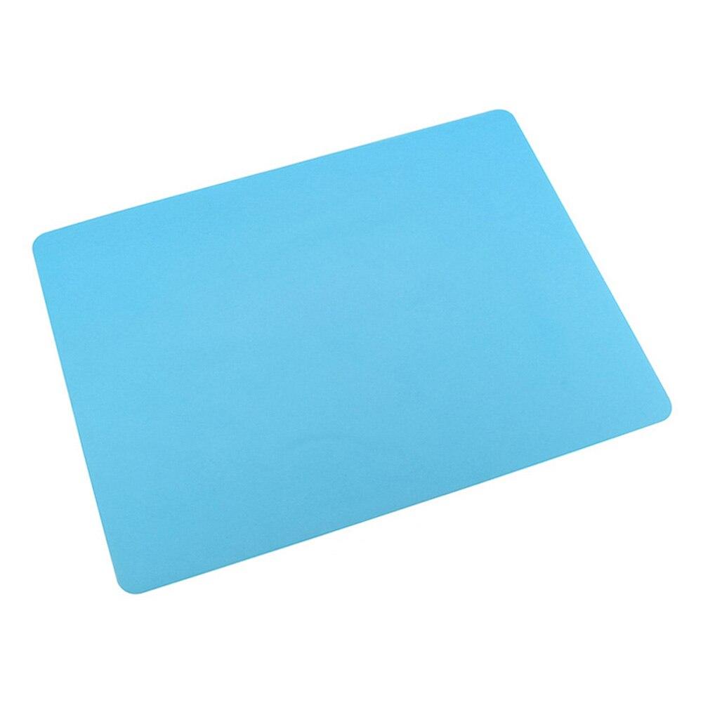 Almofadas de escrita de silicone macio almofada de escrita de cor sólida antiderrapante material escolar jhp-melhor